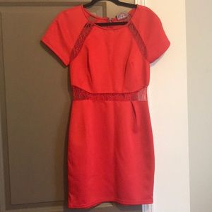 Romeo and Juliet Red Dress